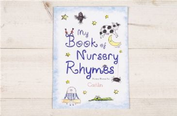 My Book of Nursery Rhymes - Softback